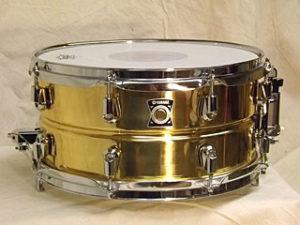 """Yamaha Nouveau Brass 13x6.5"""" Snare"""