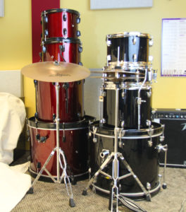 Student Drum Set Rentals by Steve Trovao Drums